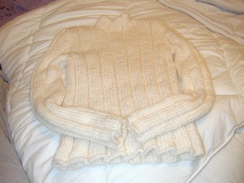 Laines Plassard Sweater
